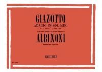 Джадзотто - Адажио Альбинони