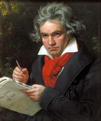 Бетховен - Соната 14 (Лунная соната)