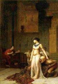 Sartorio - Julius Caesar in Egypt. Cleopatra`s Aria