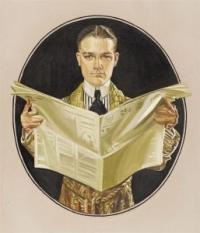 Штраус (младший) - Вальс Утренние газеты