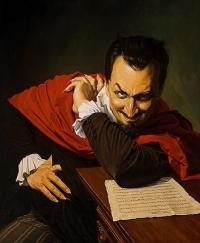 Gounod - Faust. Rondo of Mefisto