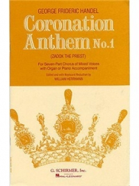 Handel - Coronation Anthem No. 1