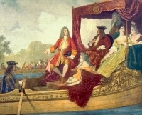 Гендель - Музыка на воде. Alla Hornpipe