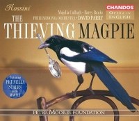 Rossini - The Thieving Magpie. Overture