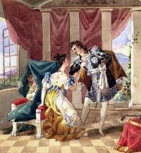 Моцарт - Свадьба Фигаро. Ария Фигаро