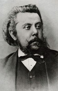 Mussorgsky - Pictures at an Exhibition. Promenade