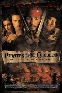 - Pirates of the Caribbean. He`s a Pirate