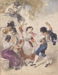 Liszt - Tarantella