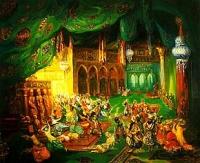 Римский-Корсаков - Шехеразада. Тема Шехеразады