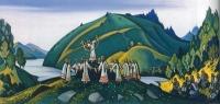 Стравинский - Весна священная. Выплясывание земли