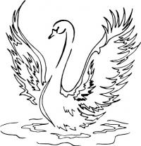 Чайковский - Лебединое озеро. Сцена (Тема Лебедя)