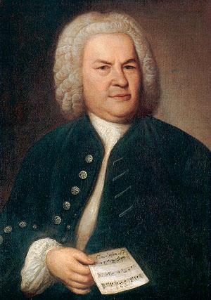 Иоганн Себастьян Бах (1685-1750, Johann Sebastian Bach)