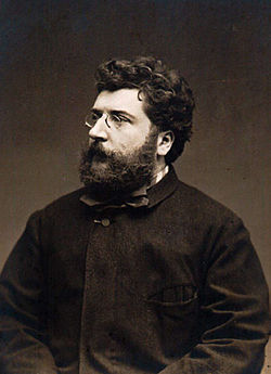 Жорж Бизе (1838-1875, Georges Bizet)