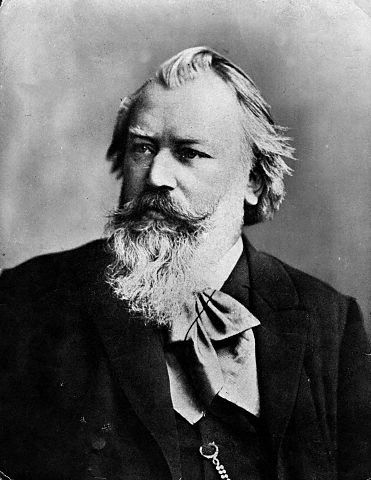 Иоганнес Брамс (1833-1897, Johannes Brahms)