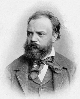 Антонин Дворжак (1841-1904, Antonin Leopold Dvorak)