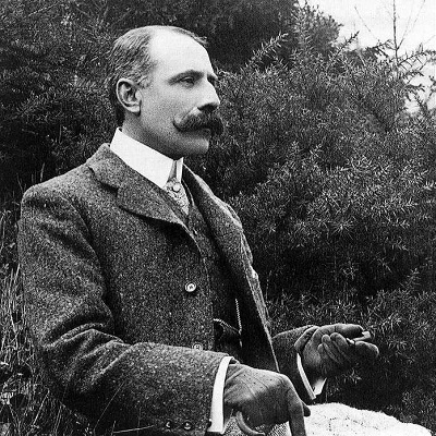 Edward Elgar (1857-1934, Sir Edward William Elgar, 1st Baronet of Broadheath)