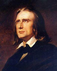 Ференц Лист (1811-1886, Ferencz Liszt)