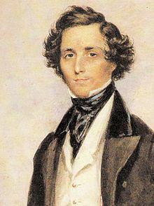 Felix Mendelssohn (1809-1847, Jakob Ludwig Felix Mendelssohn Bartholdy)