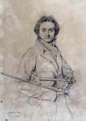 Niccolo Paganini (1782-1840, Niccolo Paganini)
