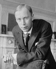 Sergei Prokofiev (1891-1953, Sergei Prokofiev, Сергей Сергеевич Прокофьев)