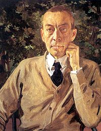 Сергей Рахманинов (1873-1943, Sergei Vasilyevich Rachmaninoff)