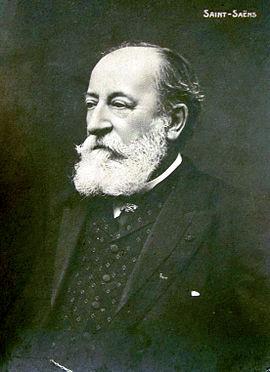 Camille Saint-Saens (1835-1921, Camille Saint-Saens)
