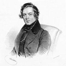 Роберт Шуман (1810-1856, Robert Schumann)