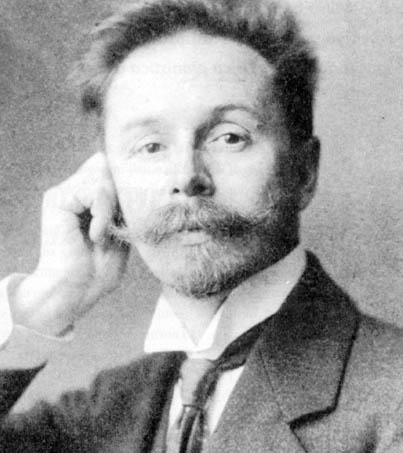 Alexander Scriabin (Alexander Nikolayevich Scriabin)