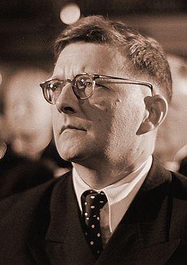 Dmitri Shostakovich (1906-1975, Dmitri Dmitriyevich Shostakovich)