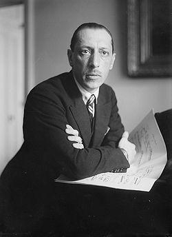 Igor Fyodorovich Stravinsky (Igor Fyodorovich Stravinsky)