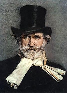 Джузеппе Верди (1813-1901, Giuseppe Verdi)