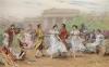 Менуэт. Художник Фредерик Кэммерер, 1890 г.