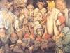 Пер Гюнт в пещере горного короля. Художник Теодор Киттельсен, 1890 г.